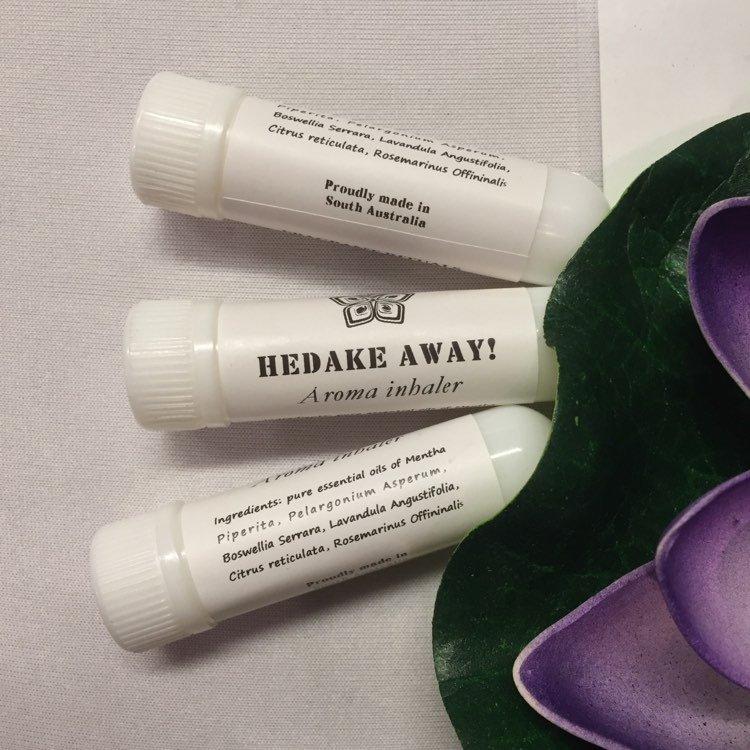 essential oil inhaler for headache